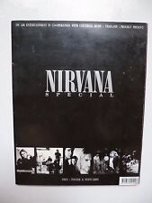 BOOK Nirvana Special Kurt Cobain  RARE 2003 Collectible