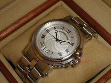 Breguet Marine Automatic Big Date, Silver Dial - Steel on Bracelet, Ref: 5817ST