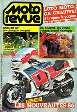 MOTO REVUE 2708 YAMAHA DT LC 125 MTX HONDA MTX PEUGEOT TC Dakar LIGIER X 125 LC