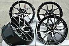"18"" CRUIZE GTO ALLOY WHEELS FIT BMW 1 SERIES E81 E87 F20 F21"