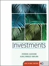 Investments by Ravi Jain, Alan J. Marcus, Alex Kane, Zvi Bodie. 0071262288 Paper