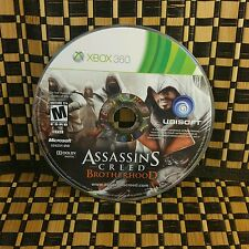 Assassin's Creed: Brotherhood (Microsoft Xbox 360)(DISC ONLY)(USED) #10481
