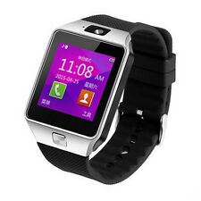 Smartwatch Sim Uhr Watch Bluetooth Armband Smartphone Tablet Android IOS Windows