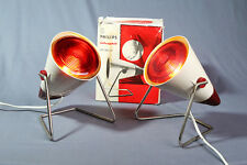 Lampe infraphil HP 3603 Philips année 1969