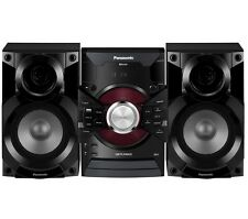 Panasonic sc-akx18 Wireless MEGASOUND HI-FI STEREO SYSTEM 350w Bluetooth USB