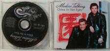 MODERN TALKING MAXI CD CHINA IN HER EYE'S  (N822)