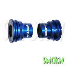 Apico Rear Wheel Spacers KTM 250 350 400 450 500 525 530 EXC-F 04-17 Blue