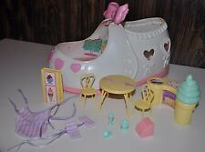 Vintage My Little Pony Satin Slipper Sweet Shoppe Playset with Accessories