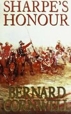 BERNARD CORNWELL __ SHARPE'S HONOUR ___ BRAND NEW __ FREEPOST UK
