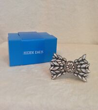 Heidi Daus AMERICAN CLASSIC Marquis Crystal Bangle Bracelet - Size S/M