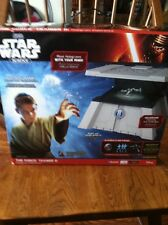 Best Star Wars Toy Ever! Force Trainer ll Hologram Moves With Your Mind! New
