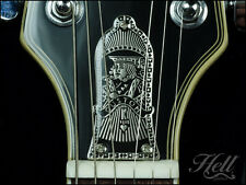 KING of HEARTS Truss Rod Cover. Fits most Epiphone, Les Paul, SG and others.