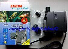 EHEIM compact 1000 Aquarienpumpe Süß- und Meerwasser 150-1000l/h