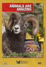 ANIMALS ARE AMAZING: LIVING AT THE EDGE (Reader's Digest R2 DVD) (Sld)