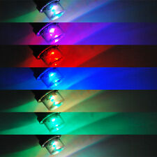 20 × Multi-Color LED T8 W5W 194 168 501 Car  Bulbs Inverted Side Wedge Light YM
