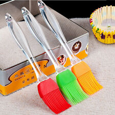 1pc Baking BBQ Basting Brush Bakeware Pastry Bread Oil Cream Cooking Silicone