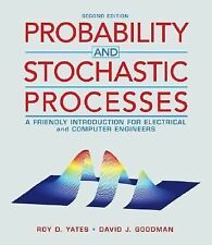 Probability and Stochastic Processes : A Friendly Introduction for Electrical...