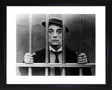 Buster Keaton Framed Photo CP1528