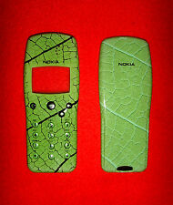 "NOKIA 3210 HANDY ORIGINAL XPRESS-ON COVER MOTIV ""BLATT"" NEU !!!"