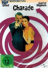 DVD NEU/OVP - Charade (Stanley Donen) - Audrey Hepburn & Cary Grant