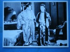 POSTCARD LAUREL & HARDY IN SCRAM