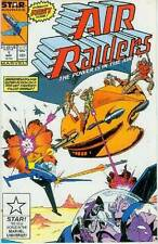 Air Raiders # 1 (of 5) (Kelley Jones) (USA, 1987)