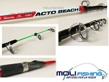 CANNA DA PESCA CARBONIO BEACH LEDGERING BULOX ACTO BEACH 4 MT - AZIONE 90 GR