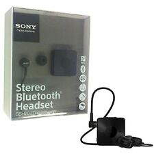 Sony SBH20 Stereo Bluetooth Headset with warrnty
