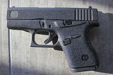 Tactical Rubber Textured Hand Gun Pistol Safety Non Slip Grip Tape Fits Glock 43