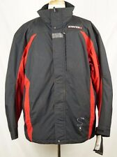 Stryke By Spyder Men's XL Black Red Ski Jacket Winter Coat NWT New with Tags