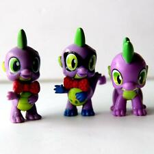 3pcs Hasbro My Little Pony Blind Bag Pony Spike