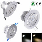 Dimmable 9W 15W 18W LED Downlight kit Recessed Ceiling Light Lamp Bulb+Driver