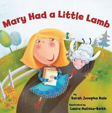 Mary Had a Little Lamb (Pinwheel)-ExLibrary