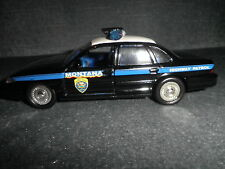 Customized Police Road Champs 1/43 scale Montana Highway Patrol 1997 Ford CV