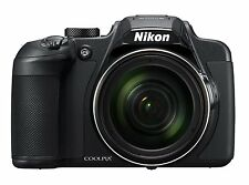 Nikon COOLPIX B700 Digital Camera Black New
