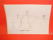 1961 VAUXHALL VICTOR MERCEDES BENZ 180 190 SL 219 220 a S FRAME DIMENSION CHART