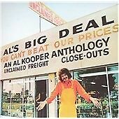 Al Kooper - Al's Big Deal/Unclaimed Freight (2004) CD BRAND NEW (SEALED)