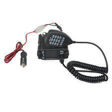QYT KT-8900D Dual Band VHF UHF Mini Colore Schermo Auto Mobile Radio Hot