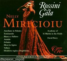 Nelly Miricioiu: Rossini Gala / David Parry, Academy of St. Martin in the Fie CD