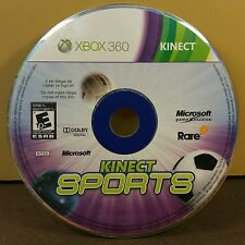 KINECT SPORTS (XBOX 360) USED AND REFURBISHED (DISC ONLY) #10943