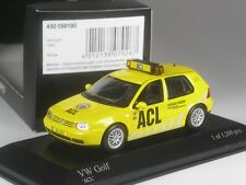 sehr schön: Minichamps VW Golf 4 ACL Luxembourg 1:43 in OVP
