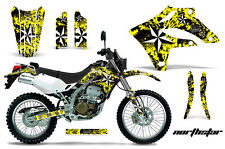 KAWASAKI KLX 250 Graphic Kit AMR Racing Decal Sticker Part 04-07 NSY