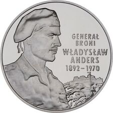 Poland / Polen - 10zl General Wladyslaw Anders (1892-1970)