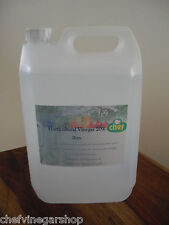 AGRICULTURAL VINEGAR 20% 5Ltrs Extreme strong organic weed killer!