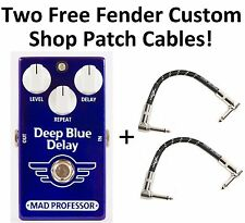 New Mad Professor Deep Blue Delay PCB Guitar Effects Pedal!