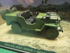 JAMES BOND CARS COLLECTION 046 JEEP OCTOPUSSY