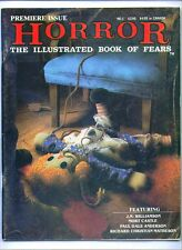 HORROR ILLUSTRATED BOOK OF FEARS, Vincent Locke comics
