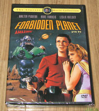 Forbidden Planet (1956) / Fred M. Wilcox / Walter Pidgeon / DVD SEALED