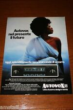 AC16=1972=AUTOVOX AUTORADIO CAR RADIO=PUBBLICITA'=ADVERTISING=WERBUNG=