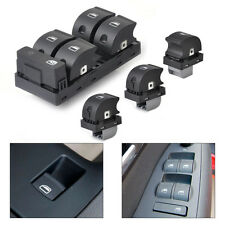 Master Main Power Window Switch Set For Audi A4 B6 B7 Sedan 2002-2006 2007 2008